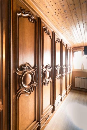 Aménagement de portes de placard